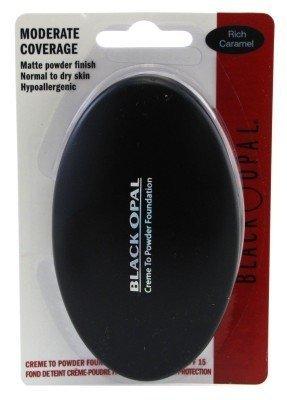 Black Opal Creme to Powder Foundation - Rich Caramel 10,5g -