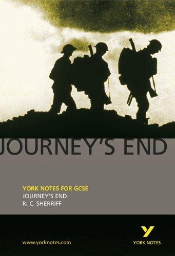 Journey's End: York Notes for GCSE by R.C. Sherriff, N. Ensaff (September 14, 2006) Paperback