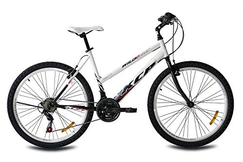 KCP Mountainbike Damen Mountainbike Damenfahrrad - Wild Cat HF Lady im Test