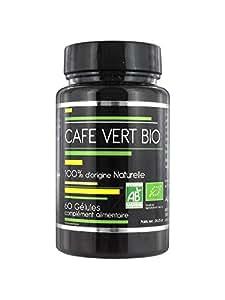 Aquasilice Café Vert Bio 60 Gélules