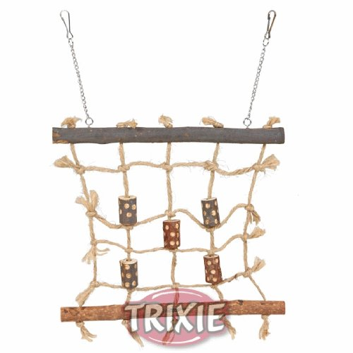 Trixie Natural Living Seil Kletterwand, 27x 24cm