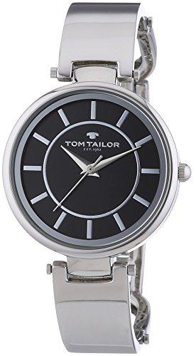 TOM TAILOR Damen-Armbanduhr Analog Quarz Edelstahl 5412901