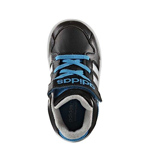 Adidas Neo Bb9tis noir, baskets mode mixte Schwarz