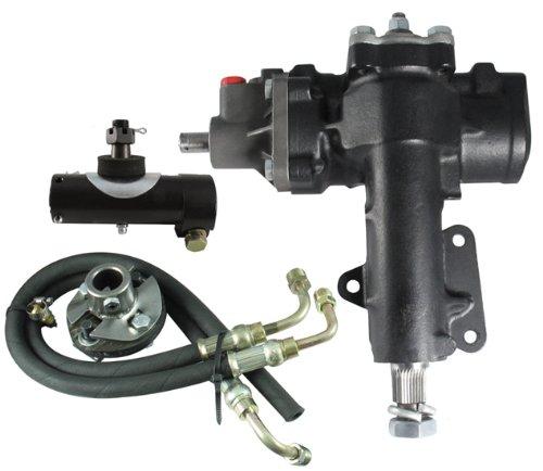 Borgeson Components 999031 Power Steering Conversn Kit 63-66 Corvette - 63 Steering