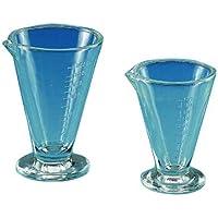Jeulin 723068 - Vasos para experimentos, polipropileno, en masa, 250 ml