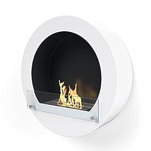 Imagin IMBF20W Wall Mounted Bioethanol Fireplace