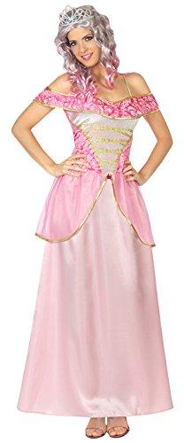 Atosa 29015 - disfraz asunto: princesa, T-3, adulto, rosa