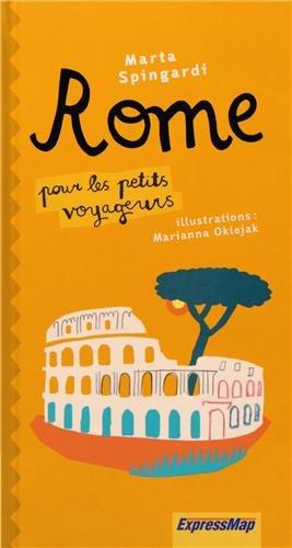 ROME POUR LES PETITS VOYAGEURS