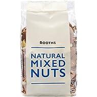 Booths Natural Mixed Nuts, 200 g