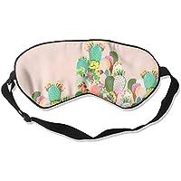 Colorful Cactus Love Sleep Eyes Masks - Comfortable Sleeping Mask Eye Cover For Travelling Night Noon Nap Mediation... preisvergleich bei billige-tabletten.eu