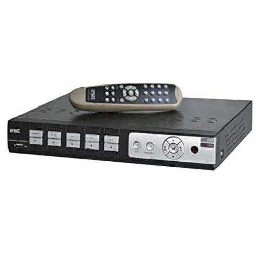 bitronvideo 4fach DVR H.264 960*576 Pixel, 25 fps 500GB 500 Gb H. 264 Dvr
