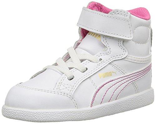 Puma Ikaz Mid, Chaussures Premiers Pas Bébé Fille