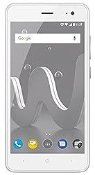 Wiko Jerry 2 12,7 cm (5 Zoll) Smartphone (5MP Kamera, 8 GB internen Speicher, 1GB RAM, Dual-SIM, Android Nougat) silber