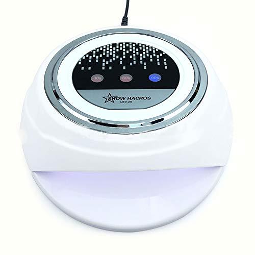 Secadores UñAs Clave LED fototerapia luz 60W Secador