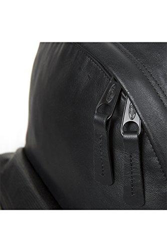 EK62066O Eastpak Sac à dos Unisex Cuir Noir Noir
