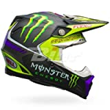 7084383 - Bell Moto-9 Flex Monster Pro Circuit 17 Motocross Helmet XXL Black Green