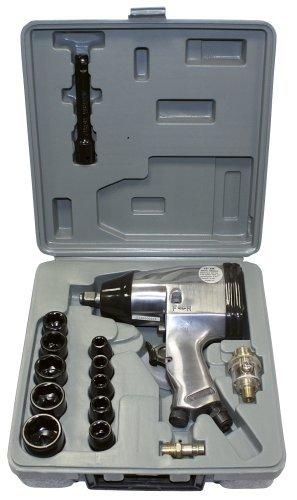 Preisvergleich Produktbild Druckluft-Schlagschrauberset, 1/2'', 352 nm