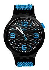 Idea Regalo - Swatch Orologio Analogico Quarzo Uomo con Cinturino in Silicone SO27B101