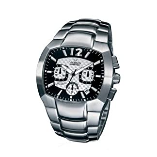 Viceroy 432025-95 – Reloj negro/plata