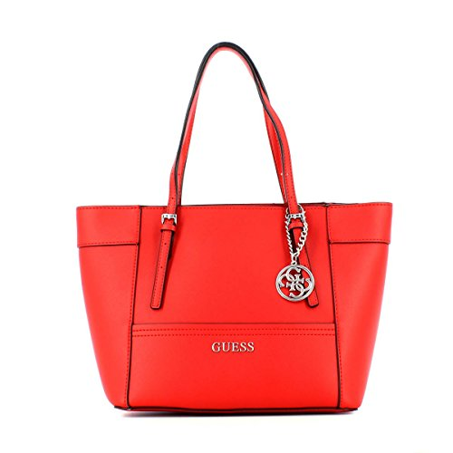 Guess Delaney Small Classic Tote, Sacs à Main Femme, Taille Unique