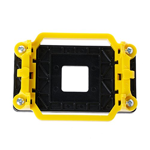 JunYe CPU-Kühler-Lüfter-Sockel für AMD AM2/AM3/FM1/FM2/940