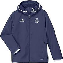 adidas Pre Jkt Y Chaqueta Línea Real Madrid C.F. Real Madrid Fc 05d2332609cf1