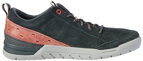 Caterpillar Herren instance Sneakers Blau (Mens Dark Shadows/hot Red)