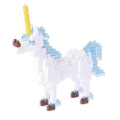 Nanoblock NAN-NBC174 Unicorn, Multi