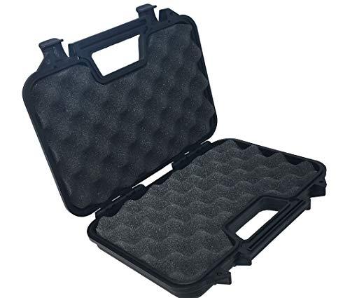 Koffer für Softairpistole, hochwertig, 300 x 200 x 65 mm