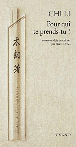 Pour Qui Te Prends Tu [Pdf/ePub] eBook