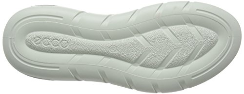 Ecco Herren Cross X Sneaker Weiß (White/Bright White)