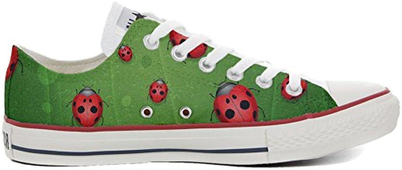 Converse All Star Zapatos Personalizados (Producto Handmade) BatConverse -