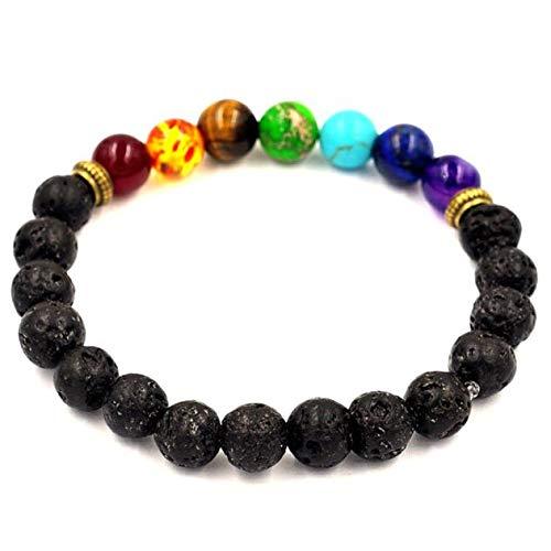 LSAltd Frauen männer Armband elastische perlen Armband Tibet Charme armbänder