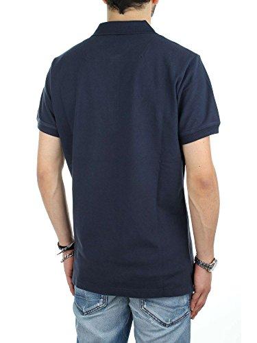 DIESEL T Heilen Polo-t-Shirt 81e Marine