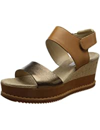 Clarks Women's Akilah Haze Leather Loafers and Moccasins
