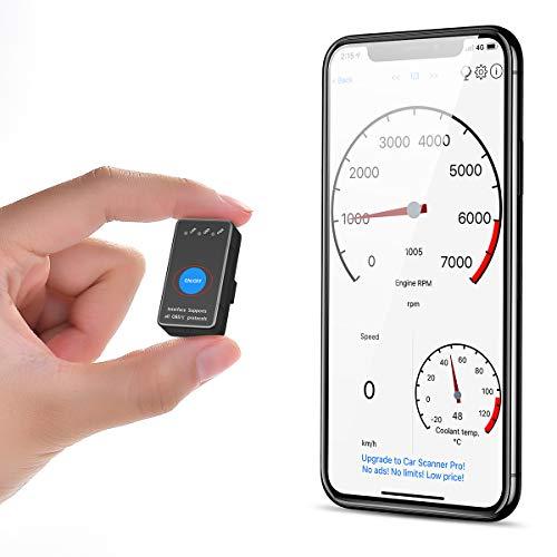 Ne supporte Pas Le t/él/éphone iOS PullPritt Scanneur Voiture OBD WiFi Bluetooth OBD2 Voiture Scanneur Diagnostique sans-Fil Scanner Code de D/éfaut pour V/éhicule Moteur De Voiture sur T/él/éphone