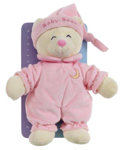 Gipsy Doudou 070107 - Pupazzo morbido Baby Bear, 24 cm, colore: rosa