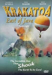 Krakatoa East of Java (1968) UK Region 2 compatible ALL REGION DVD