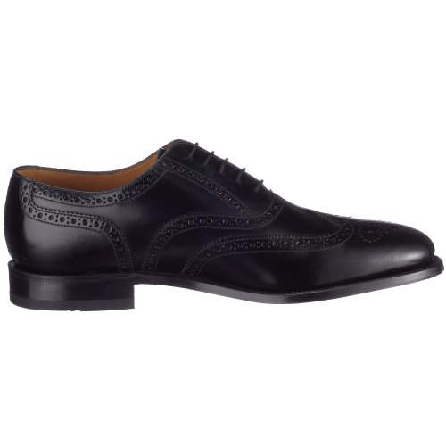 Loake 202B, Chaussures homme Noir