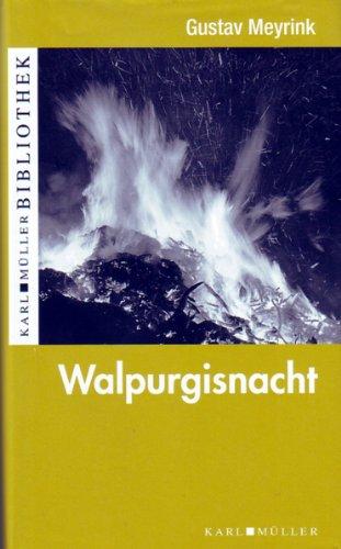 Buchseite und Rezensionen zu 'Walpurgisnacht' von GUSTAV MEYRINK
