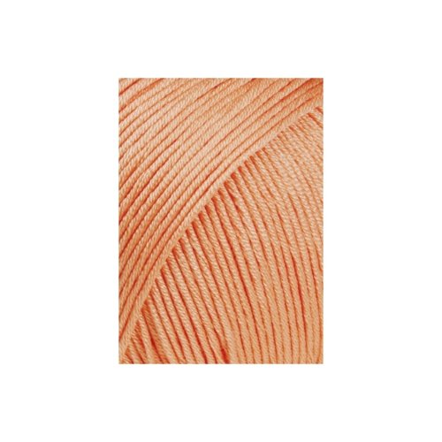 LANG YARNS Golf - Farbe: Lachs (0128) - 50 g/ca. 125 m Wolle -