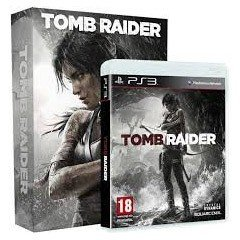 Tomb Raider PS-3 AT Survival Edition [Import