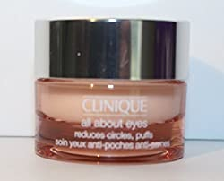 Clinique All About Eyes Reduces Circles, Puffs 0.21oz / 7ml Travel Size