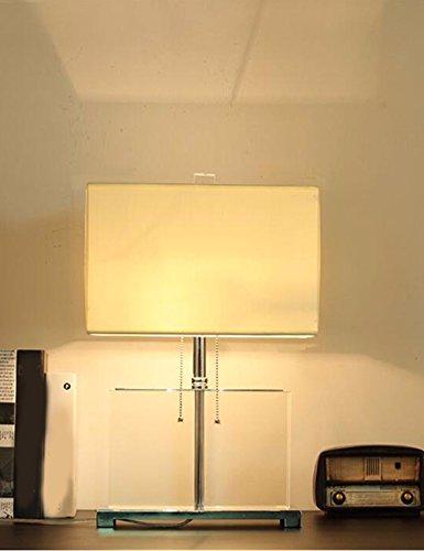 CJSHV-europäischen stil lampe, modernen minimalistischen mode - luxus - dekoration, studieren die wohnzimmer - lampe, crystal kreative schlafzimmer mit lampe,a