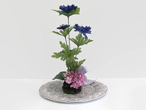 Kornblumengesteck künstliche Blumen Tischgesteck Blumengesteck Seidenblumen Blumendekoration Muttertagsgeschenk