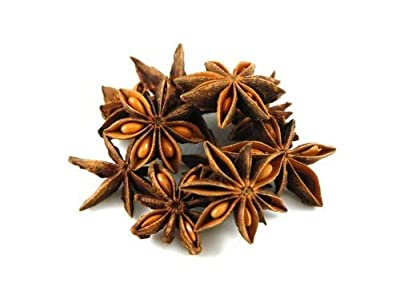 Star Anise Whole 50g from Jalpur