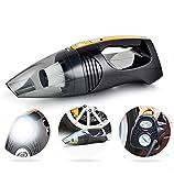 Oliwia Aspirapolvere-100W aspirapolvere per auto ad alta potenza-aspirapolvere secco e bagnato 4 in 1 aspirapolvere portatile