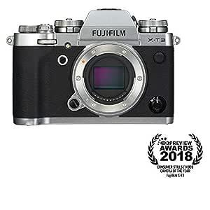 Fujifilm X-T3 Body Kit (Silver) Without Lens