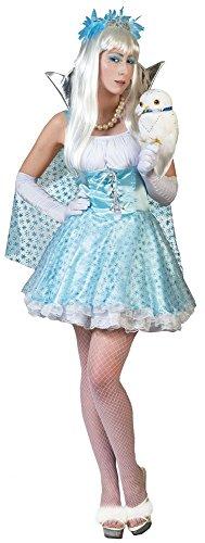 Pierro´s Kostüm Eiskönigin Jasmina Märchen Damenkostüm Größe 40-42