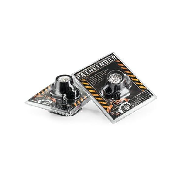 PATHFINDER 21 LED Headlamp Headlight Head Torch - Black 4
